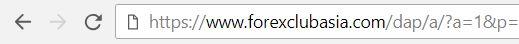Affiliateforexclubtestlink