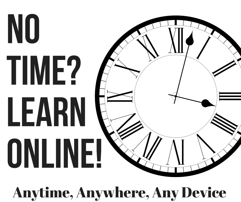 No Time_ Learn Online